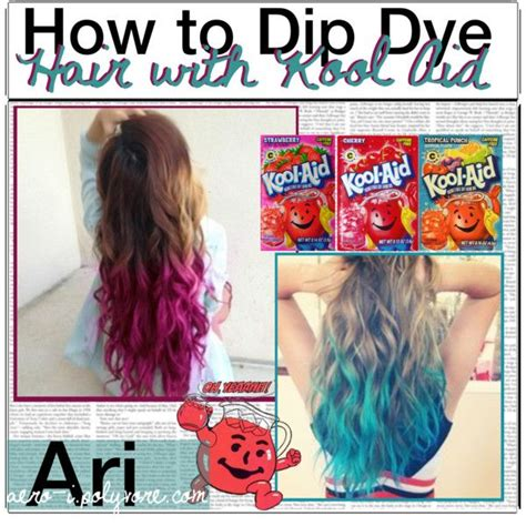 other ways to dip your braids 17 best kool aid dyed hair images on pinterest kool aid