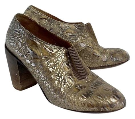 dries noten gold silver reptile leather boots on sale 49 boots booties on sale