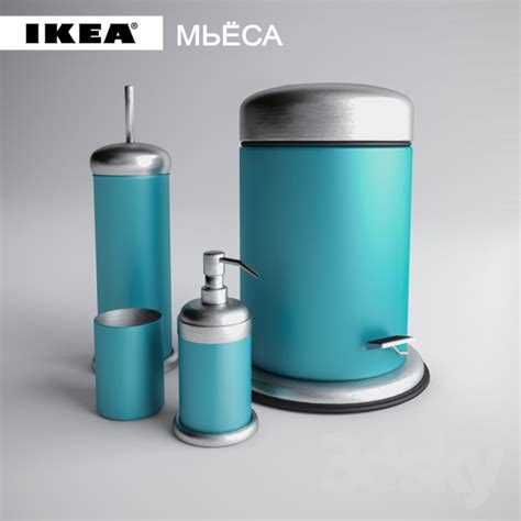 3d models bathroom accessories decor ikea bathrooms mj 248 sa