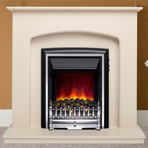 Eco Fireplaces by Be Modern Lusso Eco Electric Fireplace Suite Flames Co Uk