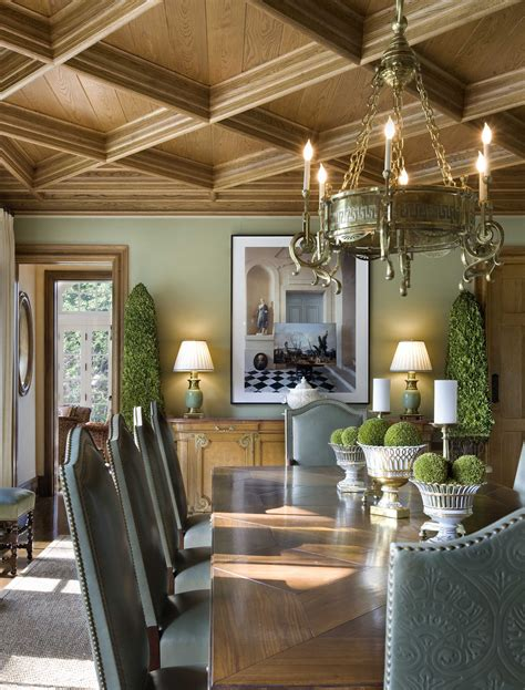 coffered ceilings   connecticut home balances
