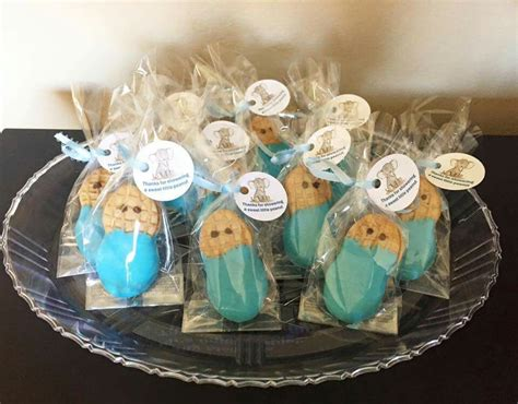 Favors For A Boy Baby Shower by Peanut Nutter Butter Baby Shower Favors Elephant
