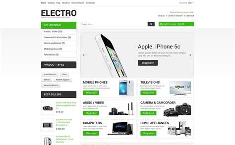 shopify themes electronics electronics store responsive shopify theme 48897