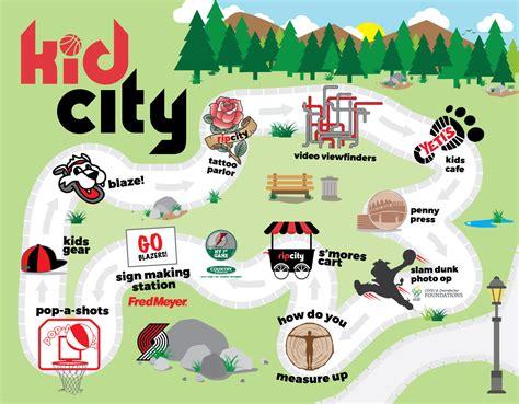 City Kid by Kid City Portland Trail Blazers