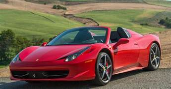 458 Spider Review 2014 458 Spider Review Digital Trends