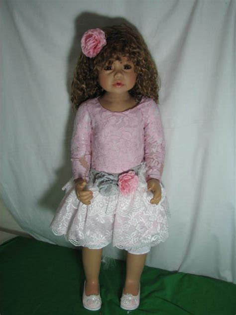 jointed doll height masterpiece gallery quot cassi quot doll monika levenig 2015 le