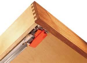 Kitchen Cabinet Undermount Drawer Slides Aw 2 14 13 Drawer Slides Popular Woodworking Magazine