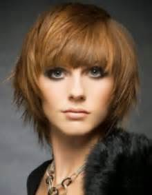 layered bob haircut pictures short choppy layered bob hairstyles