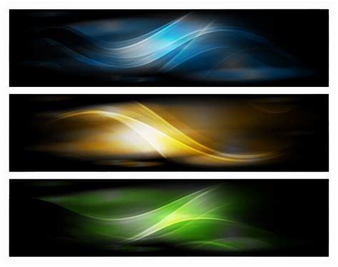 banner background abstract banner background free vector graphics all