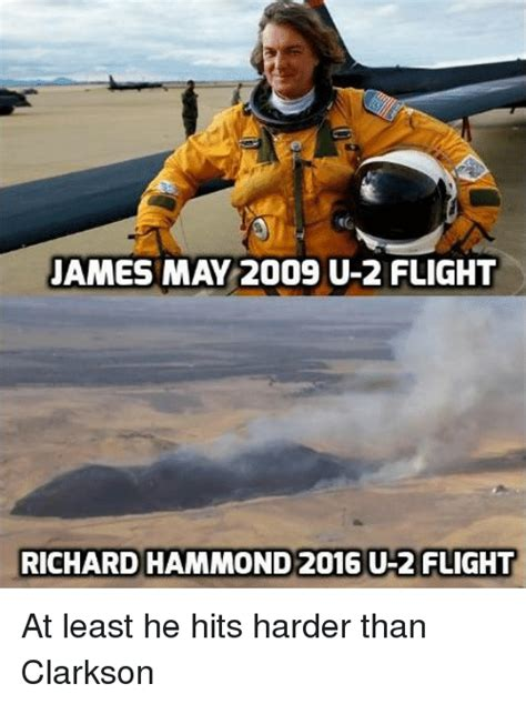 James May Meme - james may 2009 u 22 flight richard hammond 2016 u 2 flight