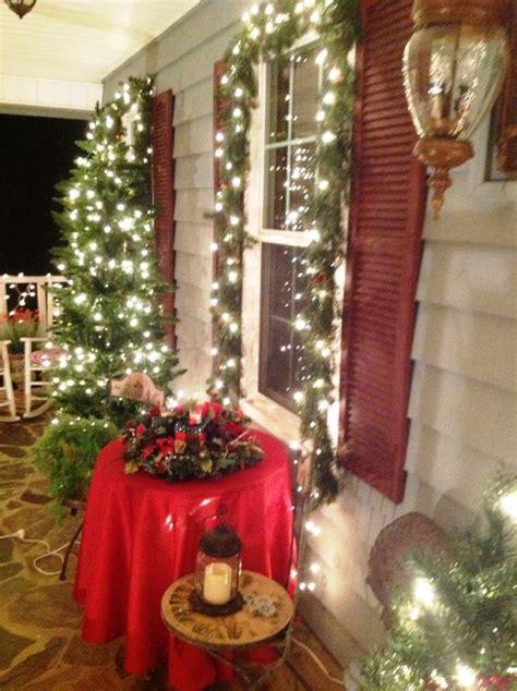 pinterest front porch christmas decorations design view