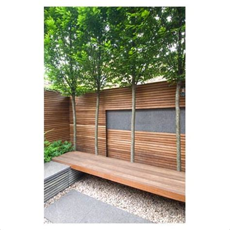 bench built into wall gap photos garden plant picture library garden bench