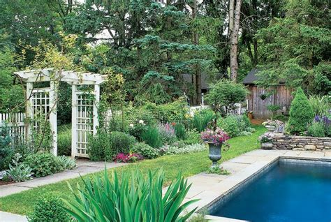 backyard landscape cool and fresh ways to landcape your yard recycled things