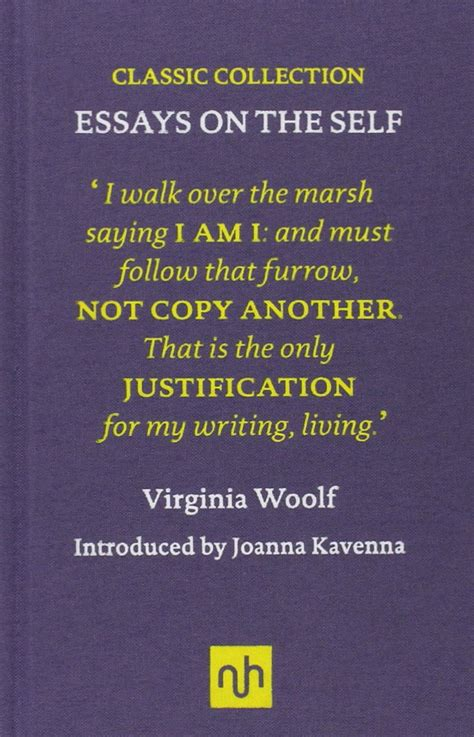 the book of self a thesis on energy and how it interrelates books virginia woolf essays essays of virginia