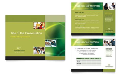 powerpoint templates marketing marketing powerpoint presentation template design