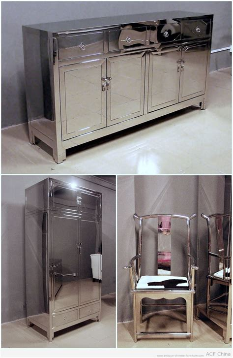 China Kitchen Cabinets classic chinese style contemporary stainless steel