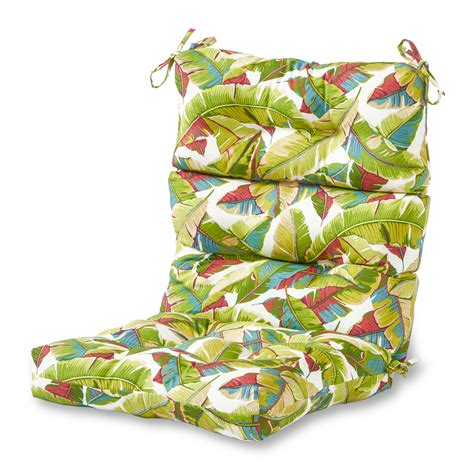Sears Outdoor Cushions by Greendale Home Fashions Outdoor High Back Patio Chair