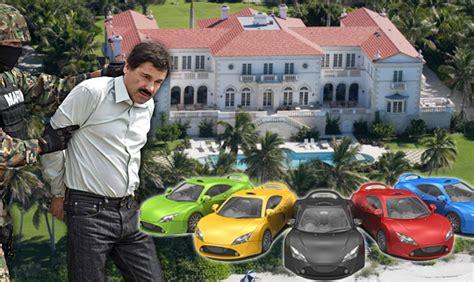 joaquin el chapo guzman house living large drug kingpin el chapo had 43 vehicles 16 houses radar online