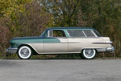1956 Pontiac Safari Wagon by 1956 Pontiac Safari Wagon Complete Restoration Custom