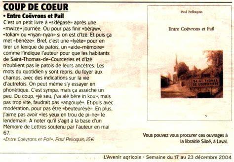 1313940364 dictionnaire patois ou recueil par paul pelloquin saint thomas de courceriers