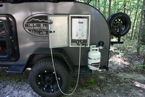 Marine Solar Lights - features of the brx1 teardrop camper expedition off road glamping blue ridge expedition