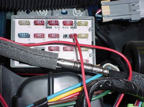 how to wire a cb radio into a fuse box 38 wiring diagram