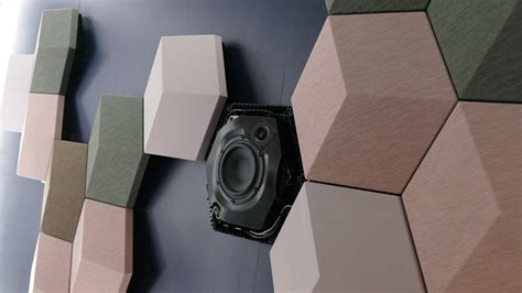 olufsen unveils beosound shape wireless system
