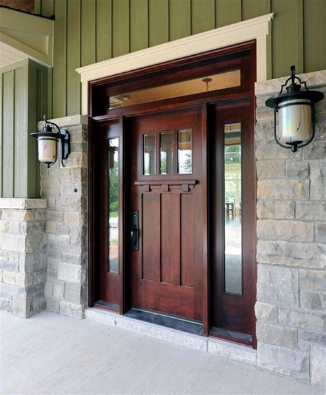 Exterior Doors Sale Mission Doors Arts And Crafts Doors Shaker Doors For Sale In Milwaukee Wisconsin