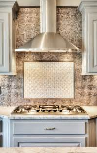 kitchen tile designs stove chrome stainless steel vent painted kitchen cabinets