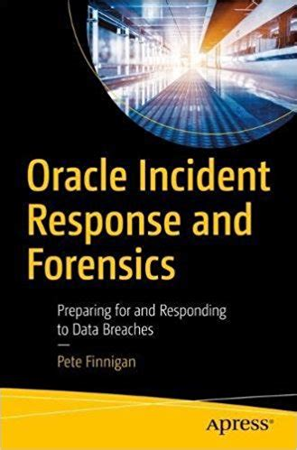 oracle incident response and forensics pdf free it