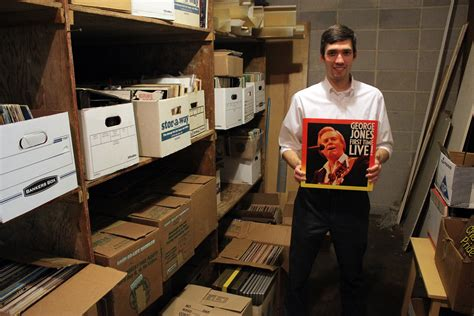 Shreveport Records Antiques 20x49