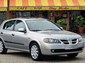 Nissan Almera 2004 Specifications 2004 Nissan Almera Ii N16 Pictures Information And