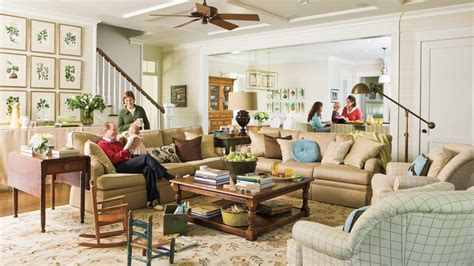 Southern Living Family Rooms | 106 living room decorating ideas southern living