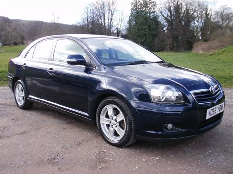 toyota avensis owners club uk