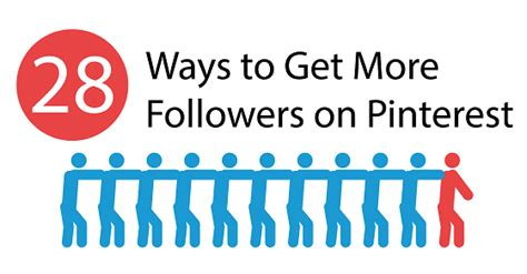 3 ways to use pinterest to learn more about your audience 28 effective ways to get more followers on pinterest