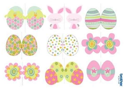easter decoration templates easter cupcake toppers education