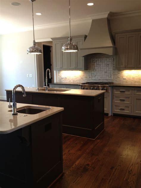 urbane kitchens dorian gray cabinets urbane bronze islands shades of