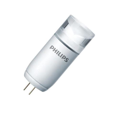 Lu Led Philips 4 Watt philips 1553550 master ledcapsule lv 2 5 10w g4 led g4 light bulb 2 5w warmwhite 2700k