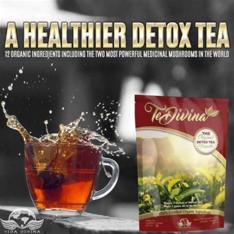 Te Divina Detox Owners by Vida Divina Detox And Slimming Tea Special Offer