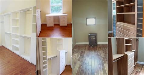 custom closets for home in buckingham closets for less