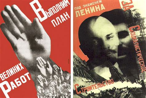 Divine Design by Russian Constructivism The True Vanguard Movement