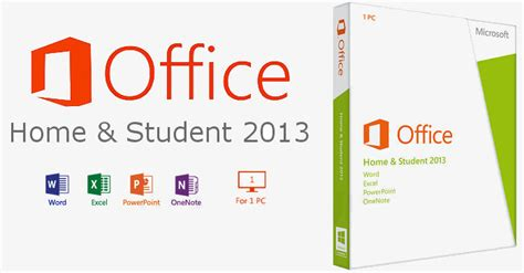 microsoft office home and student 2013 with