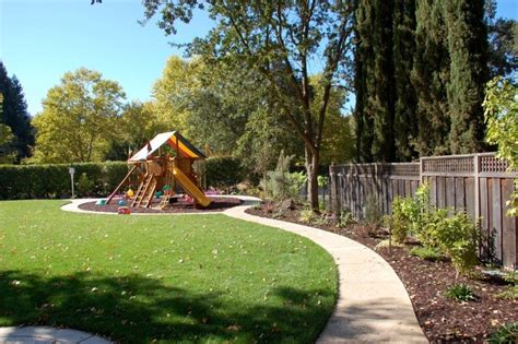 Backyard Play Area Designs by Really Want A Tricycle Path In Our Backyard This Whole