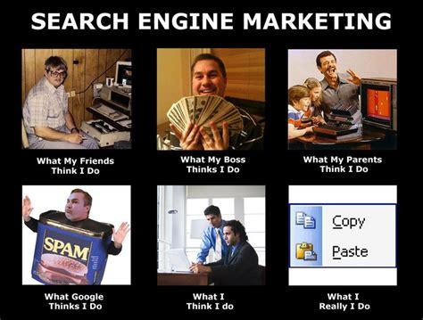 search engine marketing meme