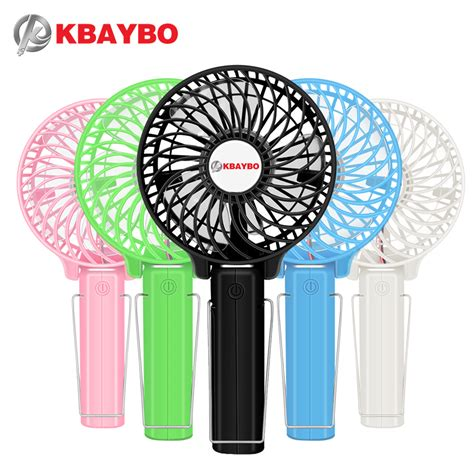 battery fans for home foldable hand fans battery operated rechargeable handheld
