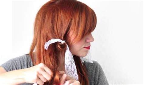 tips mengeriting rambut tanpa menggunakan catokan