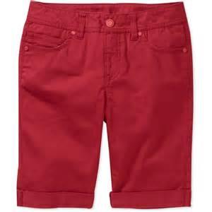 colored denim shorts faded s colored denim bermuda shorts