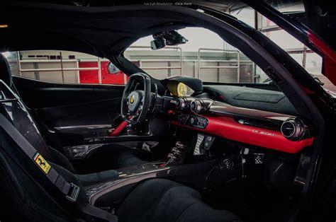 Laferrari Interior by Laferrari Review Automobile Magazine