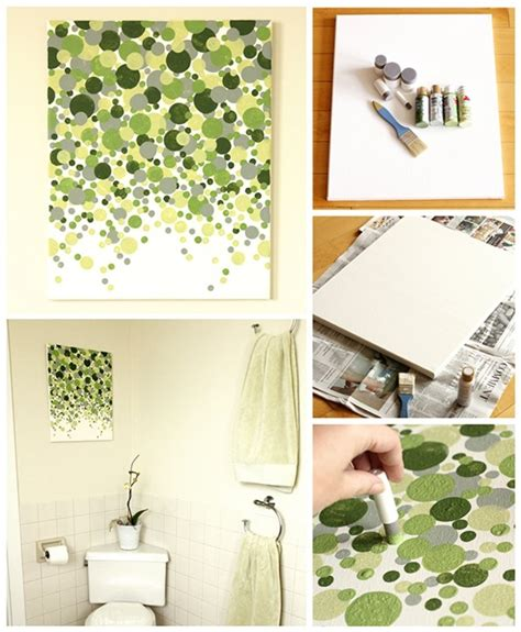 tutorial wall art embelish your empty walls with these 25 easy wall art