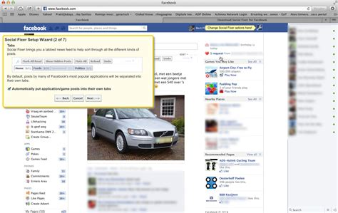 facebook fixer fix je facebook met social fixer lifehacking